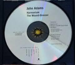 john adams harmonium the wound dresser cd album at discogs
