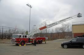 100 Mass Fire Trucks Photos PHOTOS Arlington Department Gets New Ladder Truck