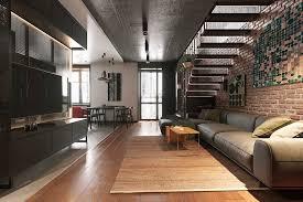 offenes wohnzimmer esszimmer und küche ardestudio moderne