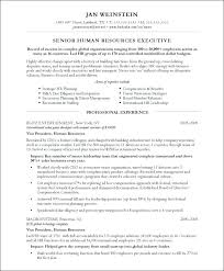Layout Of A Resume Best From Professional Sample Example Information Technology 2017 Canada