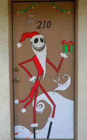 Nightmare Before Christmas Halloween Decorations Ideas by Nightmare Before Christmas Door Decorating Contest Winners