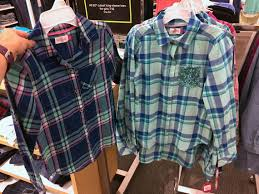 girls u0027 button down plaid shirts as low as 7 65 at kohl u0027s the