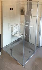 behindertengerechte duschen auch für senioren mk bad