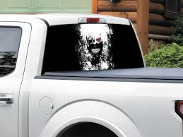 Product: Anime Tokyo Ghoul Rear Window Decal Sticker Pick-up Truck ... Vehicle Decals And Lettering Buy Car For Bad Get Free Shipping On Aliexpresscom Changes Pickup Truck Rear Window Graphics Perforated Window Graphics Your Truck Rpm Window Graphics Stickers Vinyl Lettering Pensacola Store Chevy Diamond Plate Gatorprints Free Masons Graphic Tint Decal Sticker Suv Etsy Best In Calgary Trucks Cars Installation Youtube Car Wraps Vinyl Wrap Syracuse Ny Custom Tailgate
