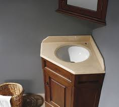Unfinished Bathroom Wall Cabinets by Unfinished Lowes Corner Bathroom Sink Cabinet Design With Maple