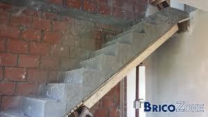 faire un escalier en béton de design unique
