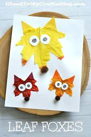 Craft Ideas Construction Paper Make These Quick Easy Autumn Fall In With