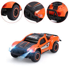 100 Best Rc Monster Truck High Speed Remote Control Car LESHP Mini Electric RC Car Offroad
