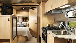 100 Inside An Airstream Trailer Flying Cloud Travel S