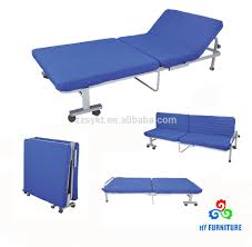 Foam Flip Chair Bed by Folding Metal Bed With Wheels Folding Metal Bed With Wheels