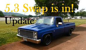 5.3 Swap Update! Its In And Driving! '87 Chevy Truck - C10 R10 LS1 ... Projects2 Bagged 97 Nissan Hardbody With Ls1 Carsponsorscom 53 Swap Update Its In And Driving 87 Chevy Truck C10 R10 Gm Efi Magazine 1lsx Stainless Steel Up Forward Turbo Headers Hawks Third 53l Swapped 84 Pickup Stolen In Alabama Lsx Blog Goat Performance Products My Build Ls1 Intake With Accsories Ls1tech Ls All Motor Silverado Ss Running A 28119 Pass Ls1truckcom 2014 Chevrolet Gmc Sierra 62l V8 First Drive Farmtruc Nelson 8s Twin Ls1truckcom Shoot Out Twinturbo Engine Depot
