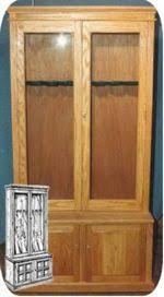 Free Wooden Gun Cabinet Plans by How To Build A Wooden Gun Rack Free Woodworking Plans At Lee U0027s