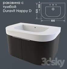 duravit pedestal sink befon for