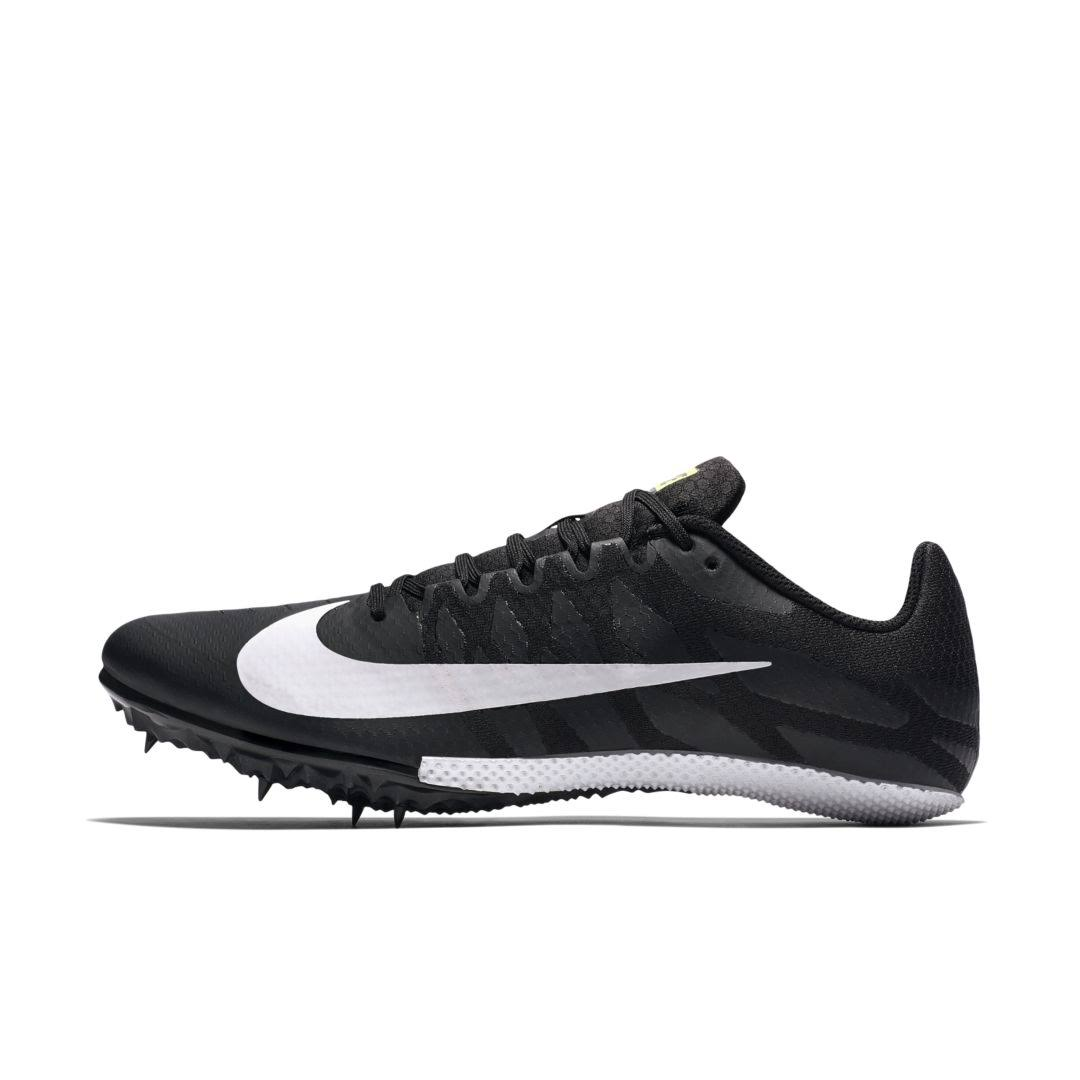 Nike Zoom Rival S 9 Black-White / 10