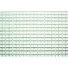 Styrofoam Ceiling Panels Home Depot by 23 75 In X 47 75 In White Egg Crate Styrene Lighting Panel 5