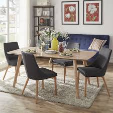 100 Living Room Table Modern Shop Abelone Scandinavian Dining By INSPIRE Q On Sale
