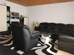 2 mal schöne wohnzimmer teppich die farbe hat schwarz weiß grau