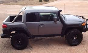 FJ Cruiser Pickup? - Toyota FJ Cruiser Forum