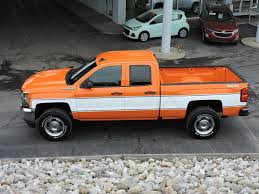 100 Chevy Decals For Trucks 2018 Orange Big 10 Luxury The Truck Blog At Biggers