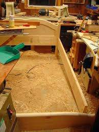 More photos of the bed I made