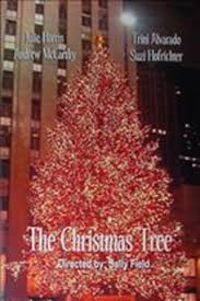 Poster For The Movie Christmas Tree