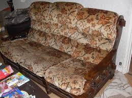 canapé lit ancien photo canape