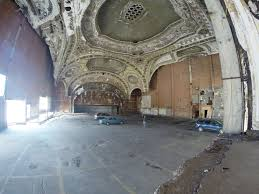 The Michigan Theater in Detroit was considered a world class