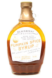 Pumpkin Patch Massachusetts by Blackberry Patch Pumpkin Spice Syrup Countrymercantile