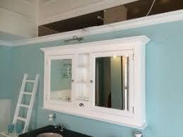 spiegelschrank weiß im landhausstil spiegel weiß breite