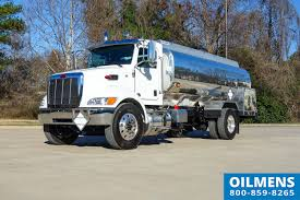 100 Tank Truck 2017 Peterbilt 337 Fuel With 2500 Gallon 5 Compartment Tank