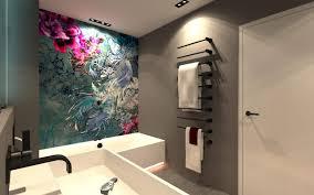 wall and deco system tapeten für ihr luxusbad
