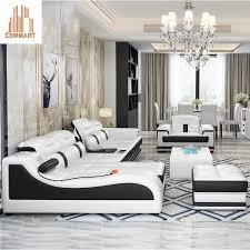 große haus sofa design wohnzimmer möbel smart leder