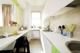 amenager une cuisine en longueur idee cuisine top ides pour amnager une cuisine