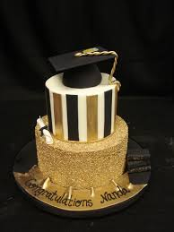 UCF Graduation Cake With Buttercream Base Fondant Banner Books Diploma And Cap