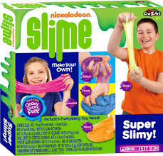 Toys R Us Deluxe Art by Cra Z Art Nickelodeon Super Slimy Slime Making Kit Toys