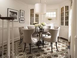 Round Dining Room Table Decorating Ideas Sets Counter Height And Chairs