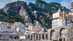 100 16 Century Hilltop Local Living ItalyAmalfi Coast