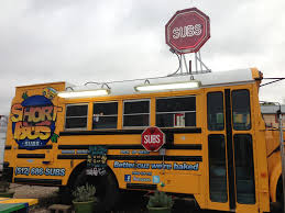 100 Food Truck Austin Tx Short Bus Subs On SoCo TX Pictures From The Road