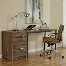 Jesper Office Executive Desk by Narrow Parsons Desk With File Cabinet U0026 Jesper Office Yliving