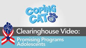 coping cat promising programs adolescents