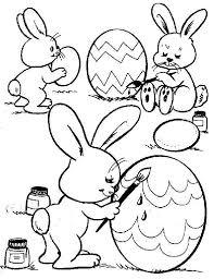 Huevos De Pascua Fotos Dibujos Para Colorear