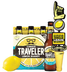 Travelers Pumpkin Beer by Curious Traveler Traveler Beer Company