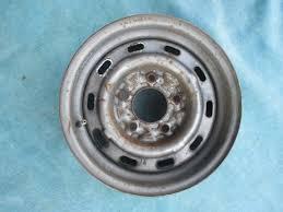 100 Ford Truck Oem Parts Origianal 15 E150 Van F150 Truck Steel Wheel Rim OEM Parts