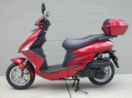 Saturn Paladin 150cc Scooter