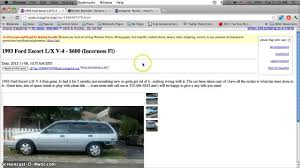Craigslist Ocala Florida Used Cars And Trucks - Cheap For Sale By ...