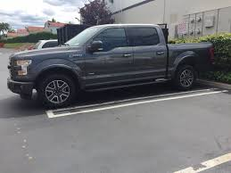 2016 F150 With 17