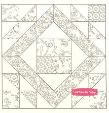Farmers Wife Sampler Quilt Coloring Book Laurie Aaron Hird