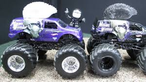 Monster Jam Mohawk Warrior Purple Truck With Silver Hair And Other ... Product Page Large Vertical Buy At Hot Wheels Monster Jam Stars And Stripes Mohawk Warrior Truck With Fathead Decals Truck Photos San Diego 2018 Stock Images Alamy Online Store Purple 2015 World Finals Xvii Competitors Announced Mighty Minis Offroad Hot Wheels 164 Gold Chase Super Orlando Set For Jan 24 Citrus Bowl Sentinel Top 10 Scariest Trucks Trend