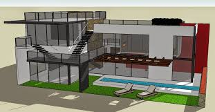 Elegant Sketchup Home Design | Home Modern Vray Tutorial Exterior Night Scene Pinterest Kitchen Google Sketchup Design Innovative On And 7 1 Modern House Design In Free Sketchup 8 How To Build A Fruitesborrascom 100 Home Images The Best Simple Floor Plan Maker Free How To Draw By Hand Build Render 3d Using Sketchup Ablqudusbalogun Googlehomedesign Remarkable Regarding Your Way Low Carbon Building Greenspacelive Blog Ideas Stesyllabus