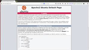 how to install apache web server on ubuntu 14 04 lts trusty tahr